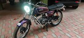 YAMAHA RX 100 FOR SELL VIP NUMBER 2323