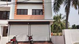 1000  Sqft Office Space For Rent at Sasthamangalam Main Road 16000