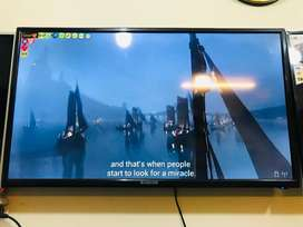 Android Samsung 55 inch smart Uhd display full Android led TV