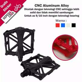 Pedal Sepeda CNC Aluminium Alloy