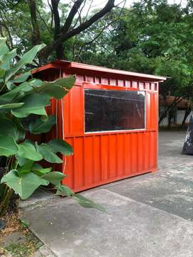 Kontainer / Container / Stand / Gerobak