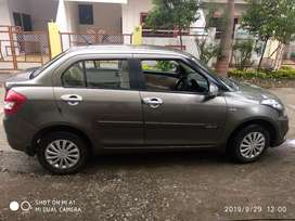 Sale of my Good Condition Swift Dzire Car