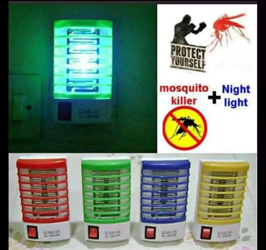 Lampu led anti nyamuk 0