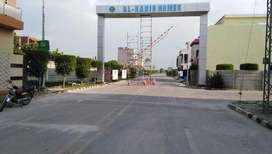 7 Marla plot for sale in Al Kabir Town Lahore Good and Prime Location