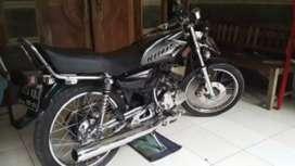 Jual motor RX KING kondisi sesuai gambar pajak hidup