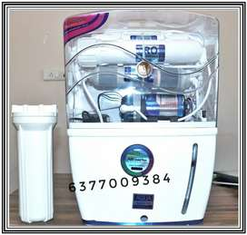 NEW ADVANCED RO WATER PURIFIER 1 YEAR WARRANTY P9PIP AC TV DTH 2BHK
