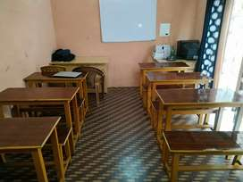 Fully Setup Coaching Classes from Class 7 to Class 10.