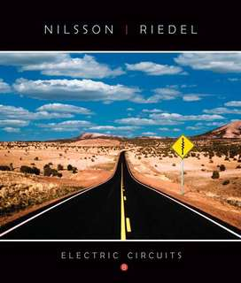 Electric Cicuits 8th Edition, Nielson and Riedel
