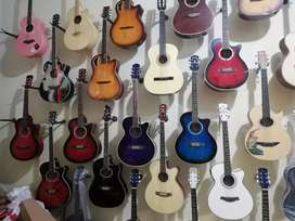 Best Quality Guitars (Box Packed Guitars)