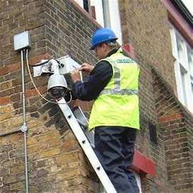Post of Electrician/CCTV Technician at Ernakulam