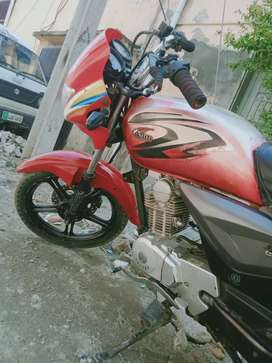 United 100 cc for sale