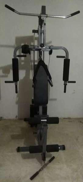 Dijual cepat alat fitnes homegym Relent T-1400DX Harga nego