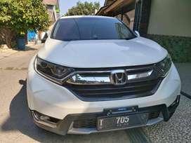 Honda CRV Turbo 1.5 L 2017 Low KM Mulus