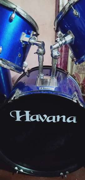 drum set (havana) beginners kit