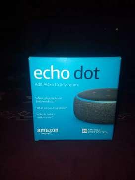 Amazon alexa (eco dot) 3rd generation