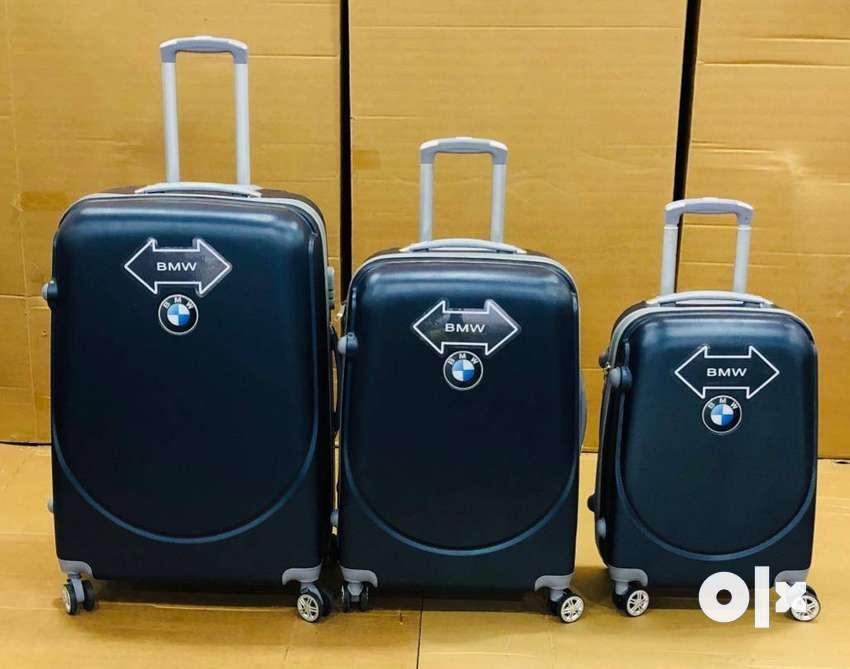 NEW BMW ABS TROLLEY LUGGAGE BAGS 0