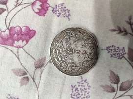 Victoria Empress ONE RUPEE COIN