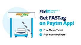 Paytm Fast tag satara