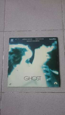 Laser Disc Ghost.
