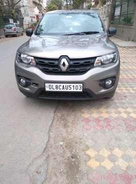 Renault KWID 1.0 RXT 02 Anniversary Edition, 2018, Petrol