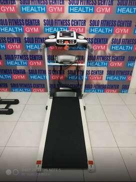 Alat Fitnes~Treadmill Listrik VENICE 2 Fungsi//Siap Kirim Free Ongkir