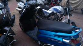 Good condition and well maintained scooty
