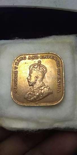 Uang kuno th 1920