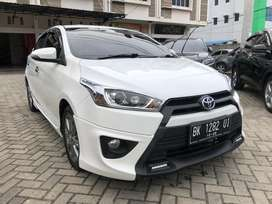 TOYOTA YARIS S TRD 1.5 A/T 2015