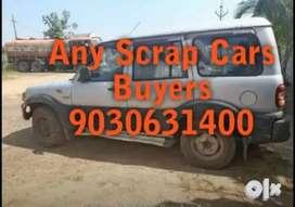 Nonused/Scrapp/Cars