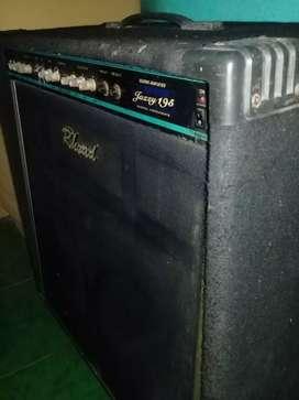 Jual amp gitar 12x2 Rhoad mulus ors