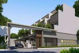 Rumah Mewah Cluster Samping Bukit Wahid Paramount Village