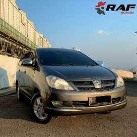 Toyota Kijang Innova G 2.5 Diesel AT 2008 like 2009 bisa tt avanza