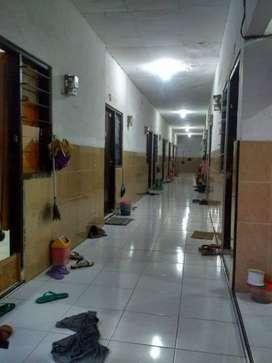 Rumah kos aktif 20 kamar hasil 6jt/bln