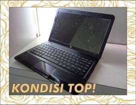 Laptop HP 1000 AMD A4-3330MX 2,3Ghz - KONDISI TOP !