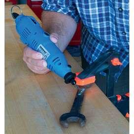 Mesin Gerinda Flexible Polishing Chuck Grinder - New OLX