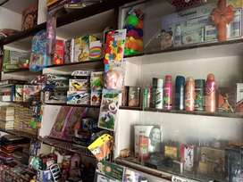 Want to sell the goods with counter