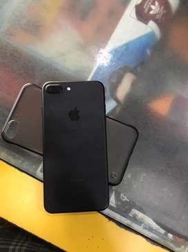 Iphone 7 plus 22 days old 32 gb full lamination koi v fault ni haga