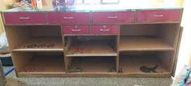 Shop Counter & Showcase Piece 19mm ply ploud