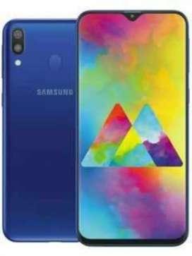 Samsung m20 .4gb/64gb