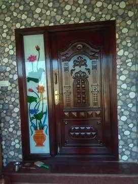Painting wood polish home