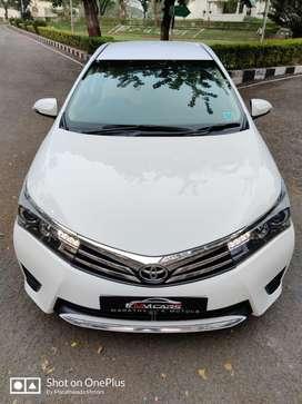 Toyota Corolla Altis GL, 2016, Diesel