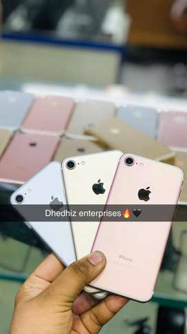 Iphone 7 32gb PTA Approved Brand New Condition Free Delivery In KHI