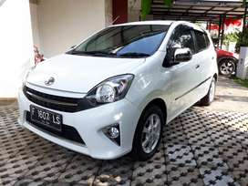 Toyota Agya G matic 2015, Bogor