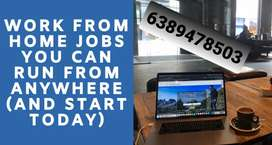 Very smooth and easy part time job data typing from home