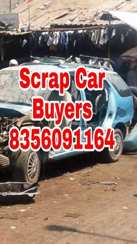 Scrap car buyers only