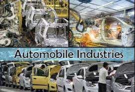 We are hiring for Automobile plant in manufacturing department, store,