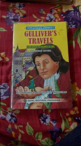 Gulliver's travels noval