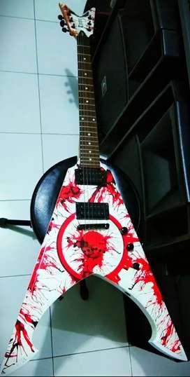 Gitar Dean Tyrant
