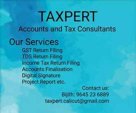 Taxpert Accounts and Tax Consultants