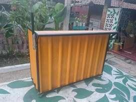 Booth Gerobak Container Custom Murah Yogyakarta 6